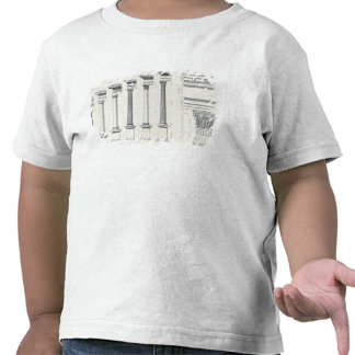 Architecture I Orders of Architecture T-shirts