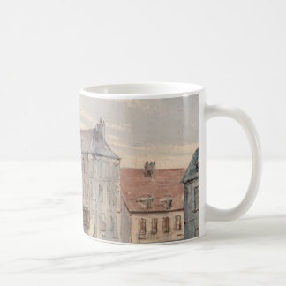 Architecture in France mug