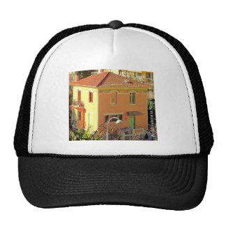 Architecture in Nice, France Hat