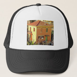 Architecture in Nice, France Trucker Hat
