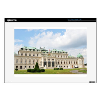 Architecture in Vienna, Austria Decal For Laptop