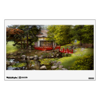 Architecture - Japan - Tranquil moments Room Sticker