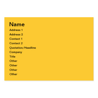 Architecture Large Business Cards (Pack Of 100)