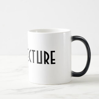 architecture magic mug