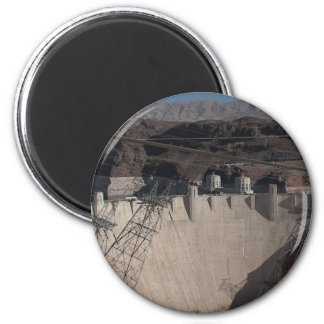 Architecture Magnet 2 Inch Round Magnet
