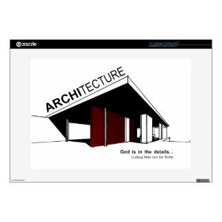 Architecture: Mies van der Rohe Laptop Skins