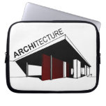 Architecture: Mies van der Rohe Laptop Sleeves