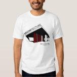 Architecture: Mies van der Rohe Shirt