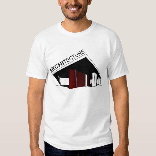 Architecture: Mies van der Rohe Tee Shirt