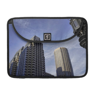 Architecture of downtown Boston MacBook Pro Sleeve