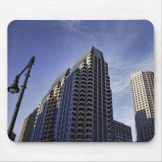 Architecture of downtown Boston Mouse Pad