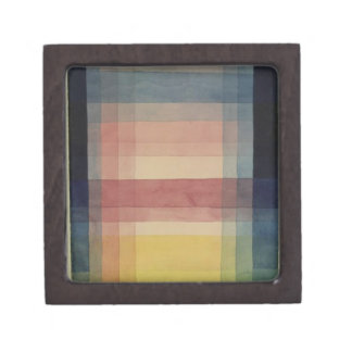 Architecture of the Plain by Paul Klee Gift Box