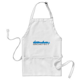 Architecture Skylines! Adult Apron