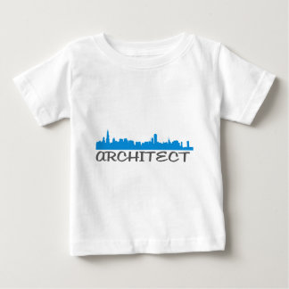 Architecture Skylines! Baby T-Shirt