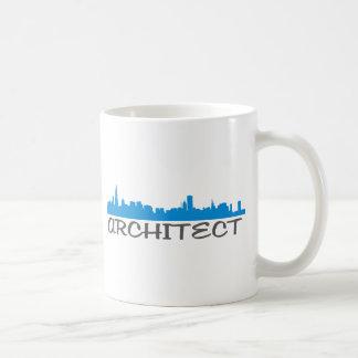 Architecture Skylines Coffee Mugs