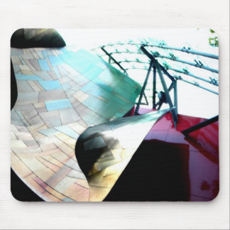Architecture Sway Mouse Pad