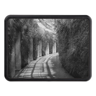 Architecture - The unchosen path - BW Tow Hitch Cover