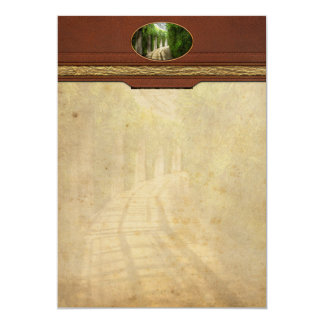 Architecture - The unchosen path Card