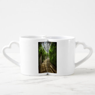 Architecture - The unchosen path Lovers Mug Sets