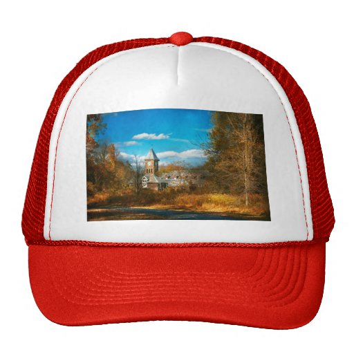Architecture - The university Hats