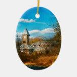 Architecture - The university Ornaments