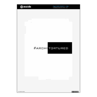 ArchiTorture iPad 2 Decals