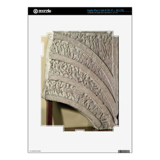 Architrave de una entrada, piedra arenisca roja, M iPad 3 Skins