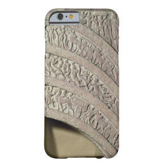 Architrave from a gateway, red sandstone, Mathura, Barely There iPhone 6 Case
