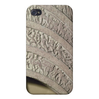 Architrave from a gateway, red sandstone, Mathura, iPhone 4 Cover