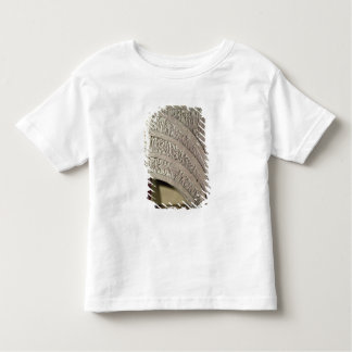 Architrave from a gateway, red sandstone, Mathura, Toddler T-shirt