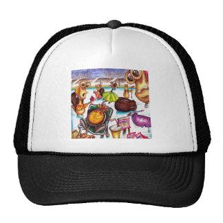 ARCHIVE027 TRUCKER HAT