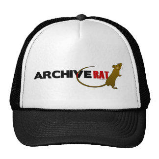 Archive Rat (no archive box) Mesh Hat