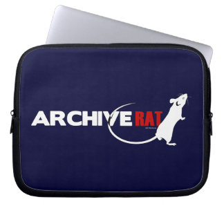 Archive Rat (no archive box) Laptop Computer Sleeves