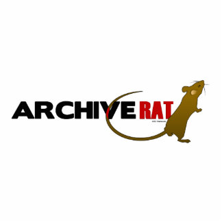 Archive Rat (no archive box) Statuette