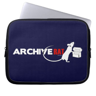 Archive Rat (Version 2) Computer Sleeves