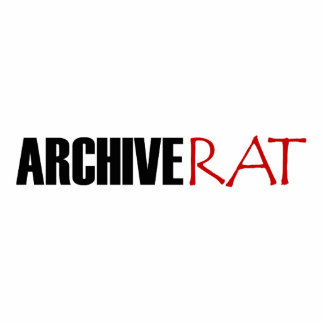 Archive Rat (Version 3) Statuette