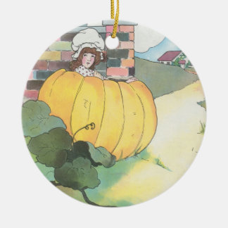 Archived Template Item for Mother Goose Ceramic Ornament