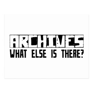Archives What Else Is There? Post Cards