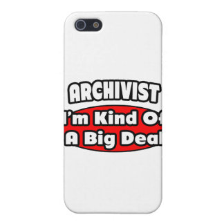 Archivist ... Big Deal Case For iPhone 5