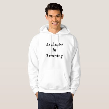 USA Themed Archivist in Training Pullover