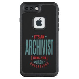 Archivist LifeProof FRĒ iPhone 7 Plus Case