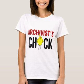 Archivist's Chick T-Shirt