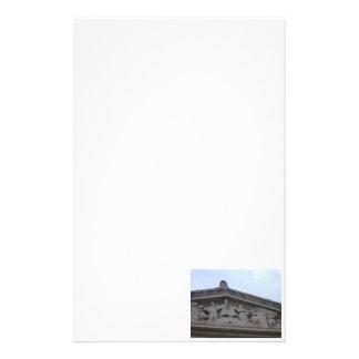 Archivos nacionales papelería personalizada