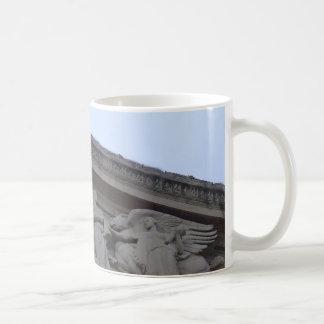 Archivos nacionales tazas de café