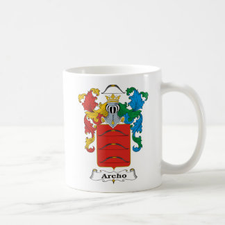 Archo Family Hungarian Coat of Arms Mugs