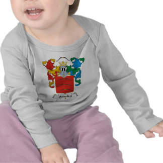 Archo Family Hungarian Coat of Arms Tshirt