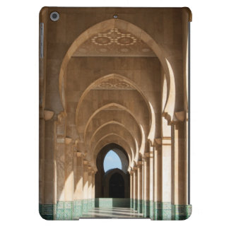 Archway at Hassan II Mosque, Casablanca, Morocco Cover For iPad Air
