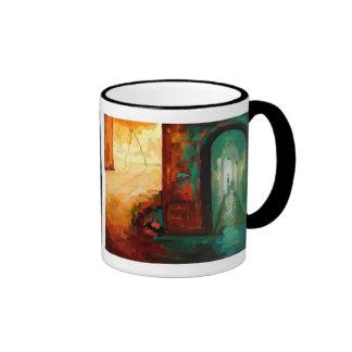 Archway Ringer Coffee Mug