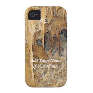 Archway of Cavern Flowers iPhone 4 Covers
