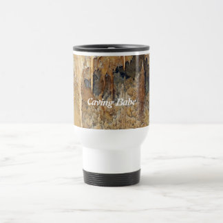 Archway of Cavern Flowers 15 Oz Stainless Steel Travel Mug